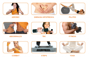 actividades gym