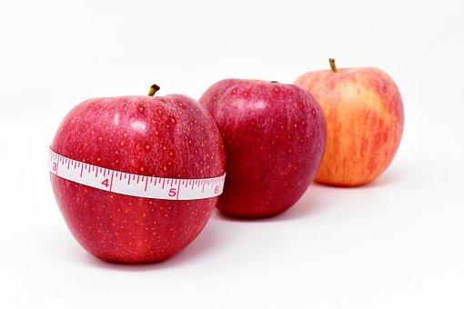 manzanas-quemar calorias