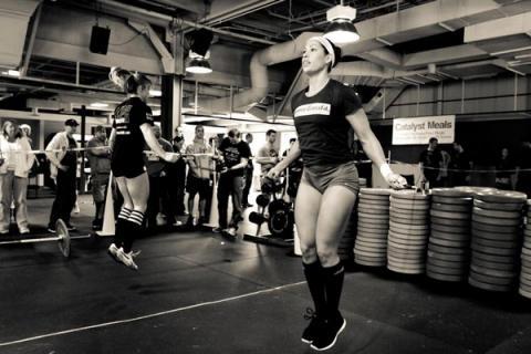 Los mejores entrenamientos de CrossFit para principiantes