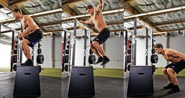 Las ventajas del entrenamiento pliométrico