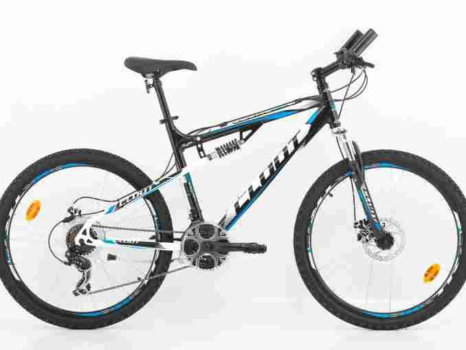 Guia de compra Bicicleta de montaña Doble Suspensión
