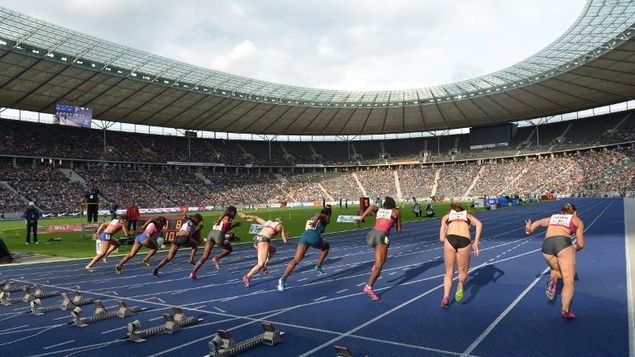 El Atletismo, Historia, pruebas y competiciones