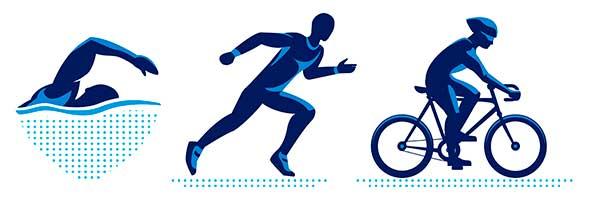 Plan de entrenamiento de triatlón para principiantes