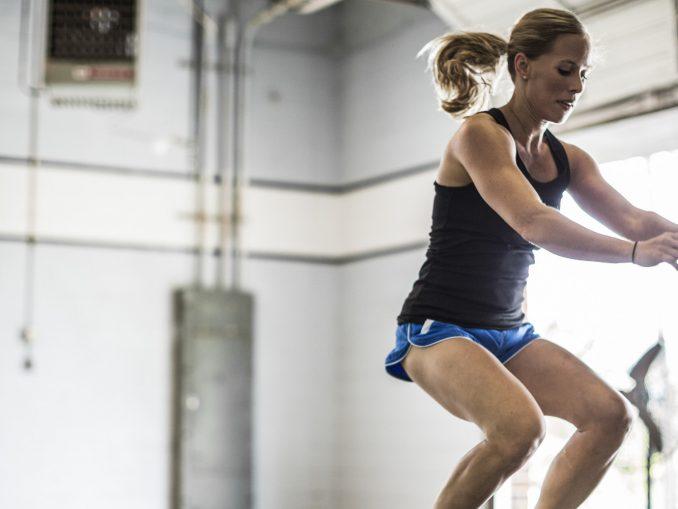 8 razones por las cuales una mujer debería practicar CrossFit