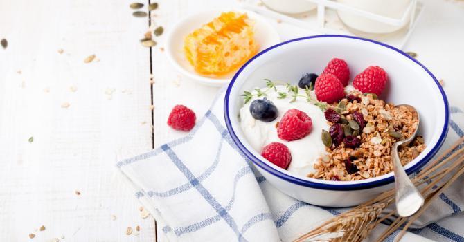 ¿Que desayunar para adelgazar?