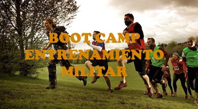 imagen entrenamiento militar