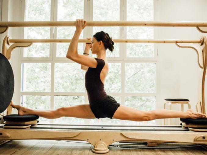 Cómo perder peso con el pilates