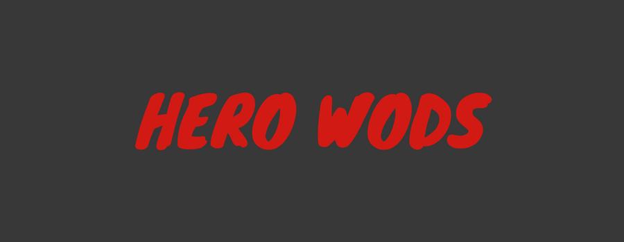 Los WOD'S de los Heroes - Entrenamientos de Crossfit