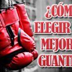 Elegir el guante de boxeo
