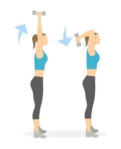 ejercicios-brazo-perder-peso-triceps