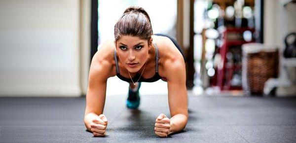 7 Beneficios del ejercicio de la plancha