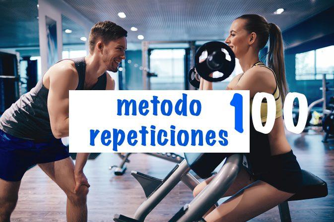 entrenamiento-100-reps