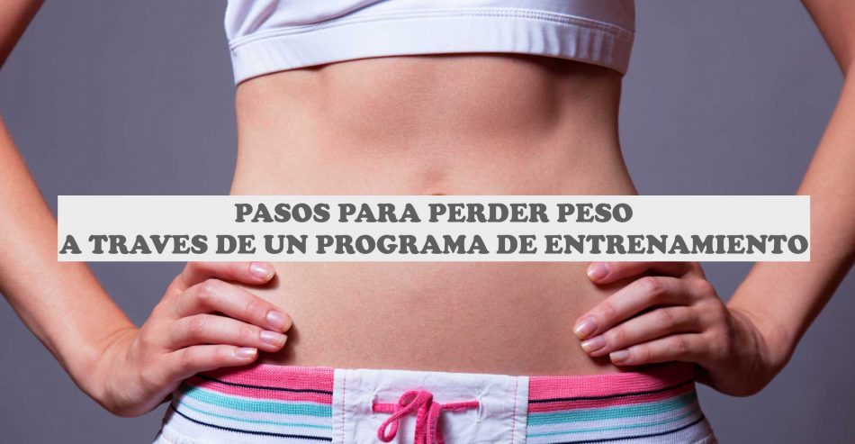 programa perder peso con ejercicio
