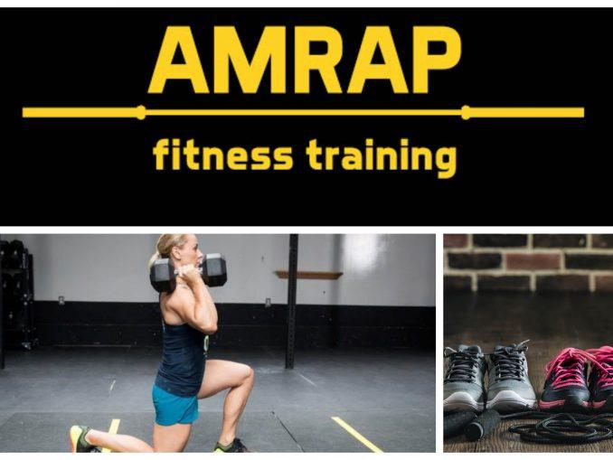 AMRAP - Entrenamiento de la fuerza