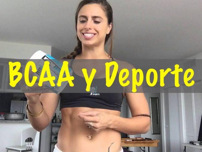 BCAA y Deporte. Todo sobre ellos.
