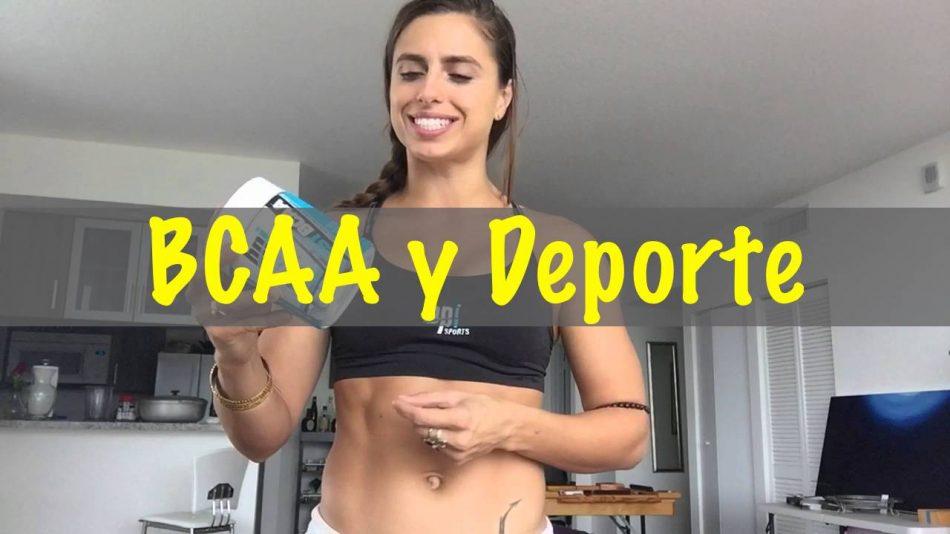 BCAA-deporte