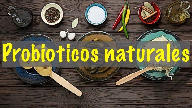 Probióticos naturales y equilibrio intestinal