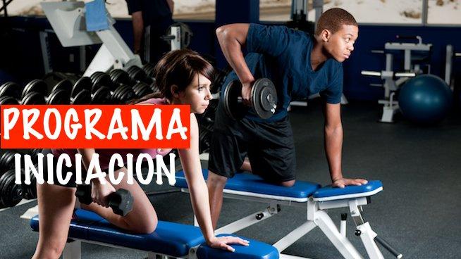 Programas y consejos para comenzar el entrenamiento con pesas