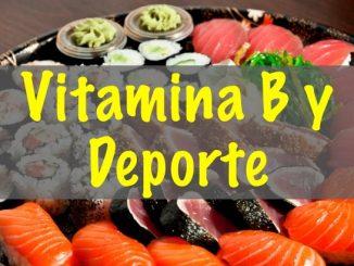 Vitamina-B-deporte