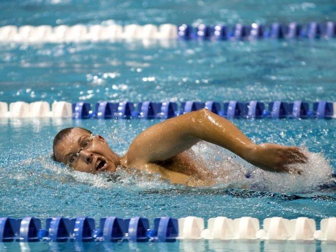 Cómo funciona una sesión de natación