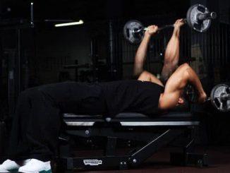 press-francés-triceps