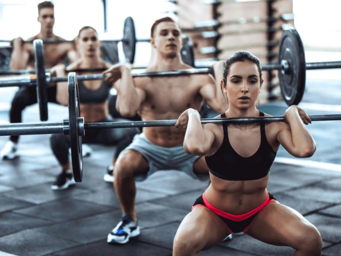 Los Mejores ejercicios de Crossfit 2019