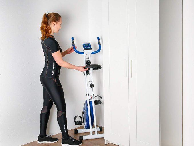 Qué pensamos de la Ultrasport F-Bike 150/200B indoor bike