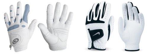 guantes de golf