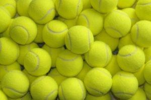 Pelota de tenis: selección y comparación de buenos productos