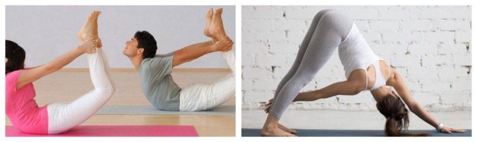 5 Posturas de yoga para principiantes