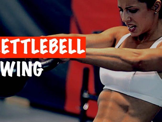 Cómo hacer un Kettlebell Swing