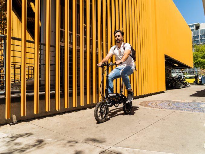 Bicicletas eléctricas y plegables para ciudad