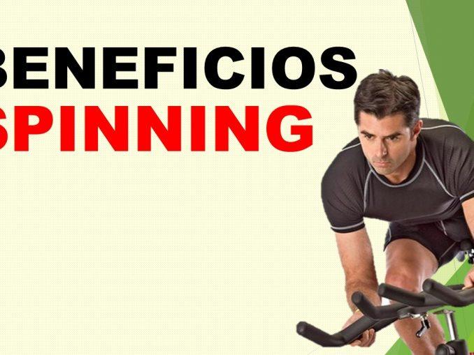 ¿Cuáles son los beneficios del spinning?