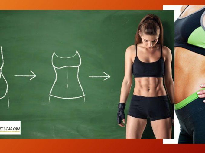 Apuntar a la grasa localizada durante el entrenamiento