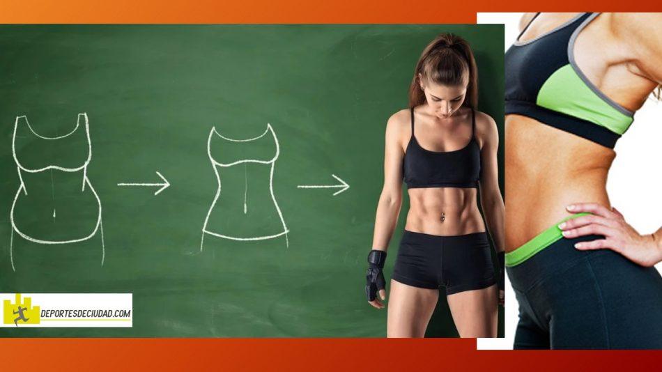 Entender la grasa del vientre