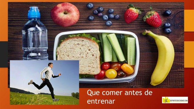 banner imagen comida pre entrenamiento