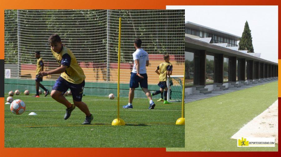 campus alto rendimiento futbol