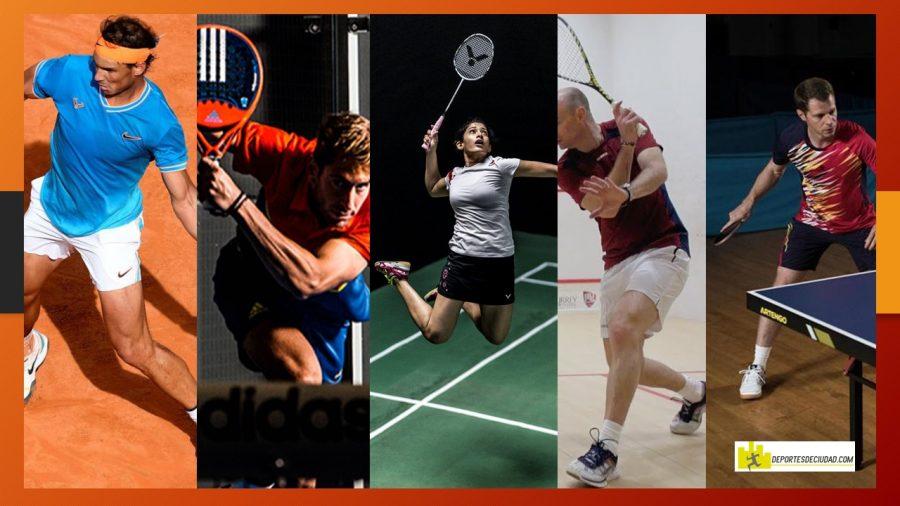 imagenes de deportes de raqueta
