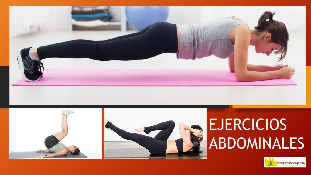 los mejores ejercicios abdominales
