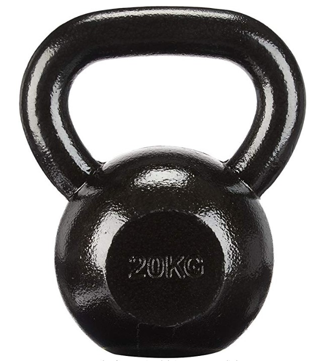 kettlebell-20 kg-amazon