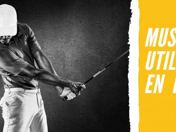 Músculos que Utilizamos en el Golf