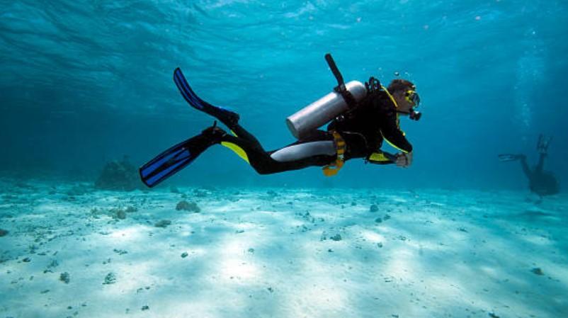 Material para buceo o submarinismo