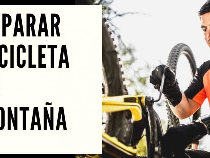 La lista de equipamiento para llevar cuando montas en bicicleta de montaña