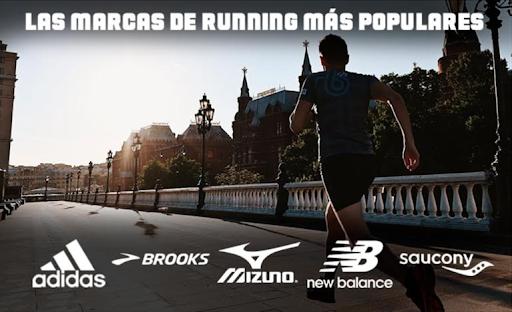 Las marcas de zapatillas que están de moda entre los runners
