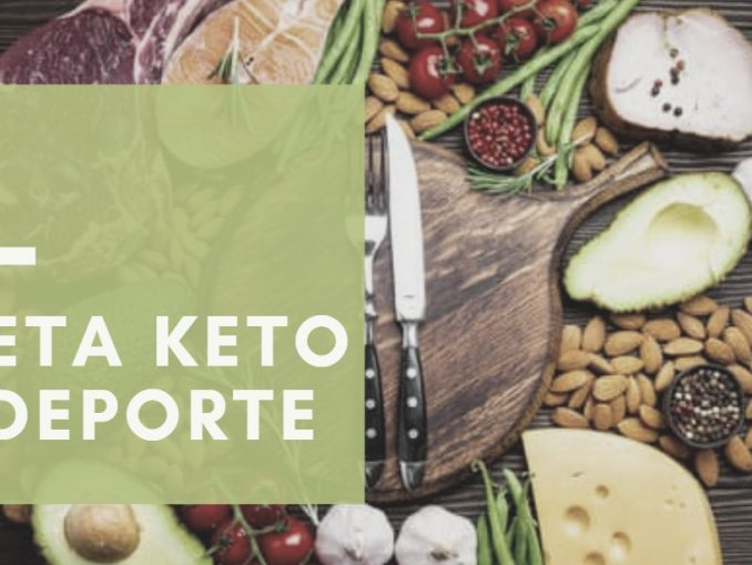 DIETA KETO Y DEPORTE
